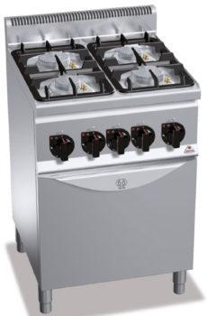 Maquinas de cocción y calor