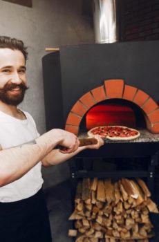 Maquinas para pizzeria